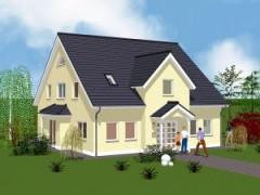 Zwei und dreifamilienh user zweifamilien haus mit for Zweifamilien bungalow grundriss