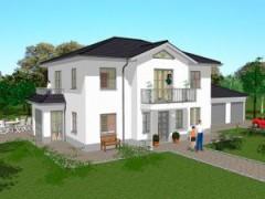 Fesselnd Mediterrane Häuser / Stadtvillen