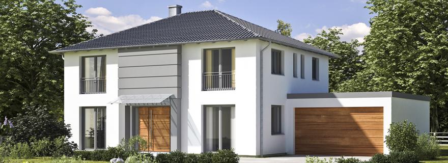 Hausbeispiele einfamilienhaus  Massiv Haus Galerie | Rhein-Main Hausbau GmbH
